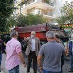 Αμπατζόγλου: «Οι δημότες αντιλαμβάνονται την ισχυρή μας βούληση να κάνουμε το Μαρούσι πιο όμορφο και ασφαλές»