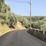 Δήμος Πλατανιά: Κατασκευή νέου ασφαλτοτάπητα στον Επαρχιακό δρόμο «Σκαφιώτο Γλώσσα» της Δ.Ε. Κολυμβαρίου