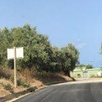 Περιφέρεια Κρήτης: Εργασίες κατασκευής ασφαλτοτάπητα στον ΒΟΑΚ στο Ανισόπεδο κόμβο Βαμβακόπουλου