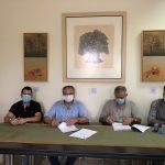 """Δήμος Πλατανιά: Υπογραφή σύμβασης για τις μελέτες αποκατάστασης του """"Μετοχίου Ησυχάκη"""" στον Αλικιανό"""