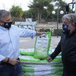Περιφέρεια Αττικής: Παράδοση απορριμματοφόρου, καφέ κάδων και κυτίων εσωτερικής ανακύκλωσης στον Δήμο Νέας Φιλαδέλφειας
