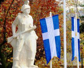 Μήνυμα του Δημάρχου Καστοριάς για την Επέτειο της 28ης Οκτωβρίου