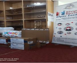 Δήμος Ζαχάρως: Συγκινητική ανταπόκριση και τεράστια προσφορά στους πληγέντες της Καρδίτσας