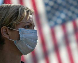 ΗΠΑ: Πάνω από 1.200 οι θάνατοι για πρώτη φορά από τον Αύγουστο