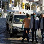 Ο Δήμος Ζωγράφου καθάρισε και τους χώρους γύρω από τον Ναό του Αγίου Γερασίμου