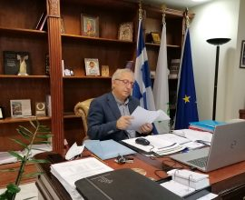 Θετική γνωμοδότηση έλαβε το Τεχνικό Πρόγραμμα 2021 του Δήμου Αμαρουσίου από την Δημοτική Επιτροπή Διαβούλευσης