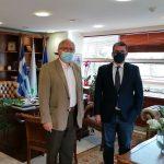 Συνάντηση του Δημάρχου Αμαρουσίου με τον Βουλευτή Δημήτρη Καιρίδη