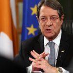 Απονομή του Χρυσού Μεταλλίου Αξίας της Πόλεως των Αθηνών, στον Πρόεδρο της Κυπριακής Δημοκρατίας από τον Δήμαρχο