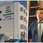 O Δήμαρχος Πύργου ξεκινάει εφημερίες στο νοσοκομείο της πόλης