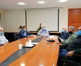 Αμπατζόγλου: «Η επένδυση στον αθλητισμό είναι επένδυση για την ευημερία και το μέλλον της πόλης μας»