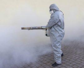 Δήμος Κιλκίς: Απολυμάνσεις και προληπτικά μέτρα προστασίας έναντι της πανδημίας