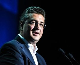 """Τζιτζικώστας: """"Με πίστη, ενότητα και εθνική ομοψυχία οι Έλληνες θα αντιμετωπίσουμε κάθε δυσκολία"""""""