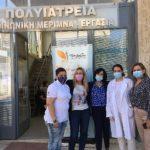 Δήμος Λυκόβρυσης-Πεύκης: Μεγάλη συμμετοχή στους δωρεάν προληπτικούς ελέγχους για την οστεοπόρωση
