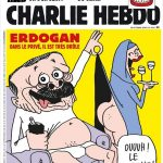 Ο Γιαλατζί Πασάς απειλεί με «δικαστικά και διπλωματικά» μέτρα για το σκίτσο της Charlie Hebdo