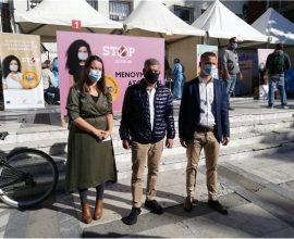 Αγοραστός: «Σήμερα το εμβόλιο έναντι του κορονοιού είναι η μάσκα και τα μέτρα προστασίας»