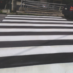 Ο Δήμος Ελευσίνας προχωρά στη διαγράμμιση του δημοτικού οδικού δικτύου