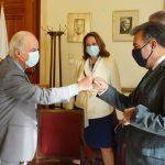 Δήμαρχος Ηρακλείου: «Καλή η συνεργασία με το Υπουργείο Τουρισμού για την αντιμετώπιση των συνεπειών της πανδημίας»