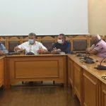 Περιφέρεια Κρήτης: Συνάντηση εργασίας για την ελαιοκομική περίοδο και την προστασία από το δάκο