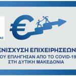 ΠΔΜ: Δράση ενίσχυσης των μικρών και πολύ μικρών επιχειρήσεων που επλήγησαν από την πανδημία