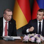 Σκληραίνει ο Μακρόν, ζητά από την ΕΕ μέτρα κατά της Τουρκίας