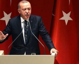 Η Ε.Ε. ακούει; Ο σφαγέας κουνά ξανά το δάχτυλο: «Κακομαθημένες Ελλάδα και Κύπρος»
