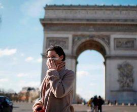 Στο «κόκκινο» η Γαλλία – 262 θάνατοι, 20.468 νέα κρούσματα