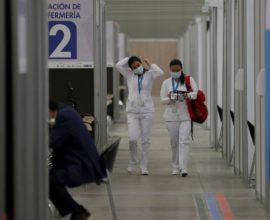 «Επιδημία» επιθέσεων σε υγειονομικό προσωπικό στη Κολομβία