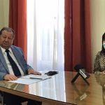 Συνέντευξη Τύπου του Δήμαρχου Αιγιαλείας στα ΜΜΕ