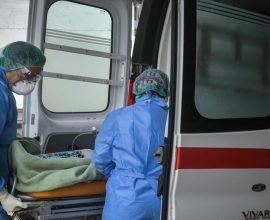 Κορoνοϊός: Στους 616 οι νεκροί στην Ελλάδα – Κατέληξε 65χρονος στη Λάρισα