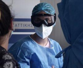 Έκρηξη κρουσμάτων στην Ελλάδα- 667 νέα κρούσματα και 8 νεκροί