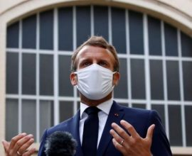 Διάγγελμα Μακρόν: Γενικό lockdown στην Γαλλία από την Παρασκευή