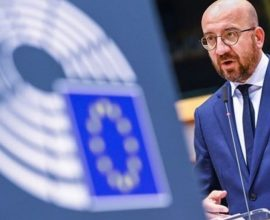 Μισέλ: «Απαράδεκτο-Η Τουρκία επιλέγει μονομερείς ενέργειες στη Μεσόγειο και τώρα τις προσβολές»