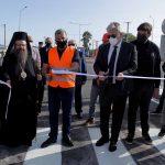 """Πατούλης: """"Αποδίδεται στους πολίτες ένα εμβληματικό έργο που θα συμβάλλει στην ενίσχυση της οδικής ασφάλειας"""""""