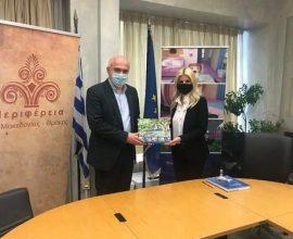Σύμφωνο Συνεργασίας ανάμεσα σε Περιφέρεια ΑΜΘ – Συμβούλιο της Ευρώπης ενάντια στη σεξουαλική κακοποίηση των παιδιών