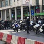 Δημοκρατική εκτροπή στη Θεσσαλονίκη: Ποινικό αδίκημα να έχεις σημαία, σταματούσαν τα ΙΧ