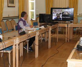 Τηλεδιάσκεψη για την ΣΔΙΤ απορριμμάτων της Περιφέρειας Πελοποννήσου