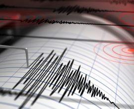 ΤΩΡΑ: Ισχυρότατος σεισμός 6.6 Ρίχτερ, ΒΔ της Σάμου αισθητός στην Αττική