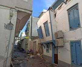 Σ. Μισέλ: «Έτοιμη η ΕΕ να παράσχει βοήθεια στις περιοχές που επλήγησαν από το σεισμό»