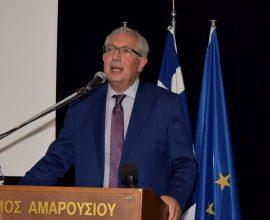 Αμπατζόγλου: «Η πολιτική αντιπαράθεση για το θεσμό της προσχολικής αγωγής δεν ωφελεί κανένα ειδικά όταν γίνεται με αναληθή στοιχεία»
