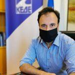 Παπαστεργίου: Στην «πρώτη γραμμή» αντιμετώπισης της πανδημίας θα είναι και πάλι η Αυτοδιοίκηση