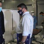 ΠΚΜ: Στη Θεσσαλονίκη ο Χαρδαλιάς -Έκτακτη σύσκεψη με Τζιτζικώστα