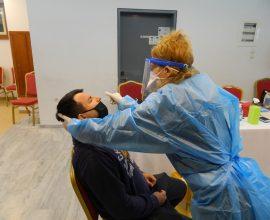 Rapid test στο Μηλοχώρι του Δήμου Εορδαίας