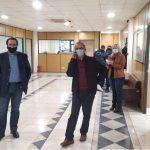 «Κατά γράμμα» τηρούνται τα μέτρα για τον κορονοΐο στο Δημαρχιακό Μέγαρο Περάματος