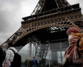 Γαλλία: Νέα πτώση στον αριθμό κρουσμάτων και νοσηλειών
