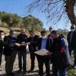 Δήμος Πύργου: Εγκαταστάθηκε ο εργολάβος για τεχνικά έργα βελτίωσης αγροτικών δρόμων στην Καρυά