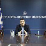 ΠΚΜ: Συνάντηση Τζιτζικώστα – Χρυσοχοΐδη αύριο (24/11) στη Θεσσαλονίκη