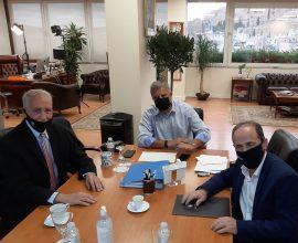 Υπεγράφη η ενεργειακή αναβάθμιση του Δημαρχείου Ραφήνας-Πικερμίου παρουσία του Αντιπεριφερειάρχη Αν. Αττικής