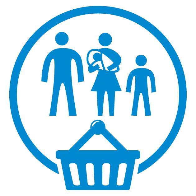 Διανομή τροφίμων στους δικαιούχους του Κοινωνικού Παντοπωλείου Δήμου Λεβαδέων