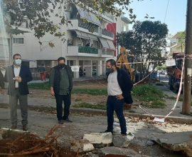 Δήμος Καλαμάτας: Δημιουργία νέου «πάρκου τσέπης» στη συμβολή των οδών Βύρωνος και Π. Καίσαρη