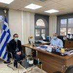 Σχολική αναβάθμιση, wifi και ΥΔΟΜ στη συνάντηση Δημάρχου Παιανίας με Πρόεδρο ΠΕΔΑ
